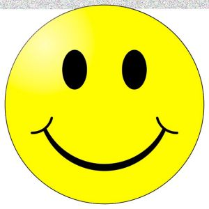 Wikipedia smiley face